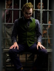 Heath Ledger, brillante en la última interpretación de su vida, Joker.