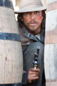 Christian Bale interpreta al malogrado granjero Dan Evans.