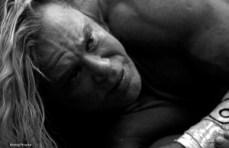 Mickey Rourke en The Wrestler, lo último de Aronofsky.