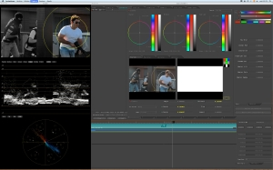 Color 1.5 se integra a la perfección con Final Cut Pro.