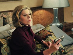 Christine Baranski interpreta a Diane Lockhart