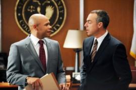 Chris Butler y Titus Welliber, secundarios de lujo en «The Good Wife»