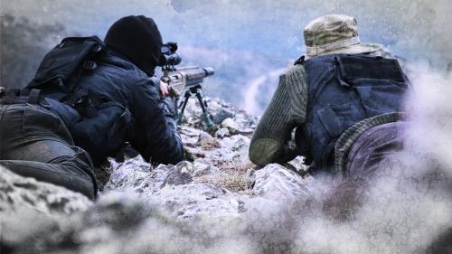 """En """"Modern Warfare: Sunrise"""", Price y MacTavish deben impedir que su objetivo cruce la frontera."""